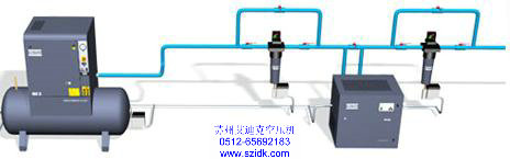 空压机系统配置
